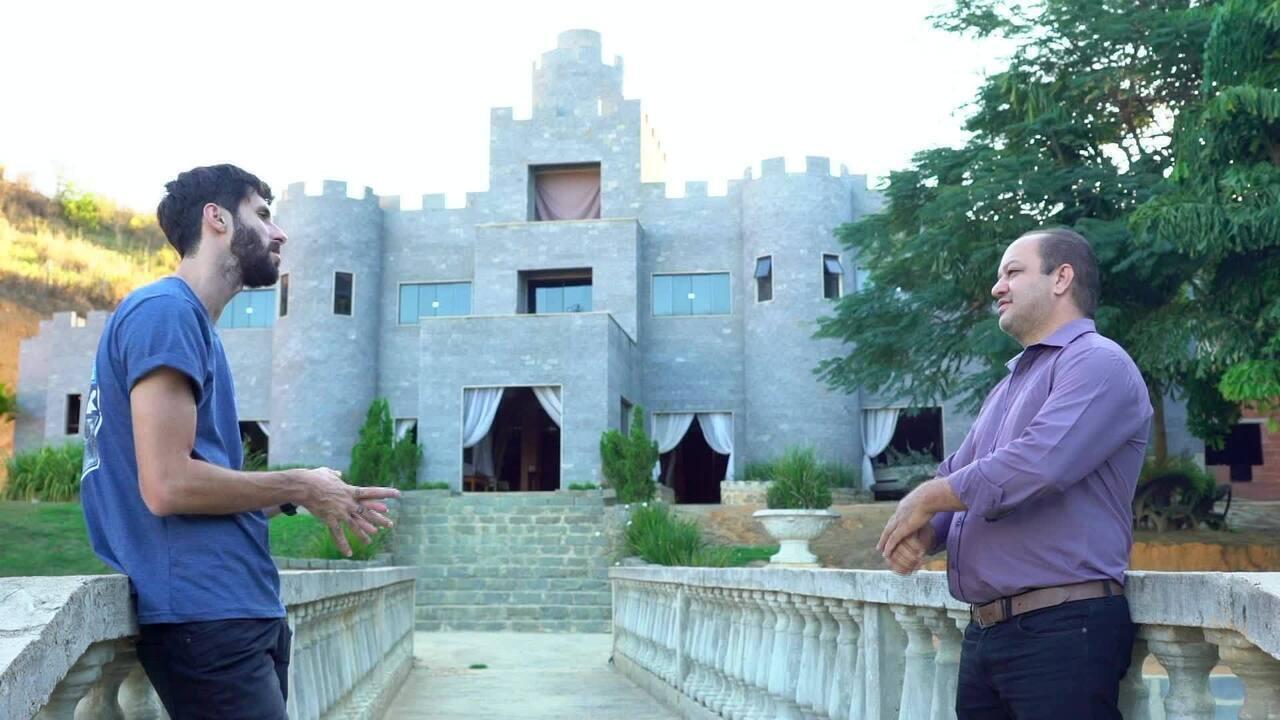 Em Movimento: Série Castelos do ES - Episódio 1