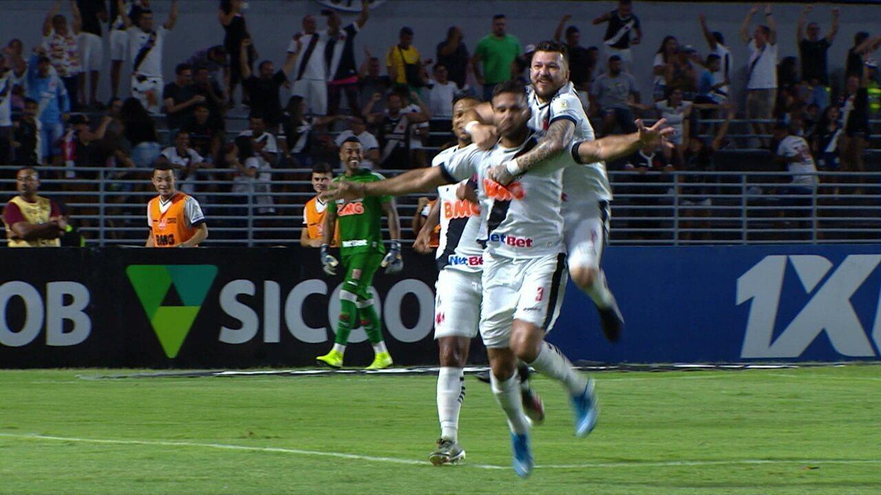 Melhores momentos: CSA 0 x 3 Vasco pela 32ª rodada do Campeonato Brasileiro