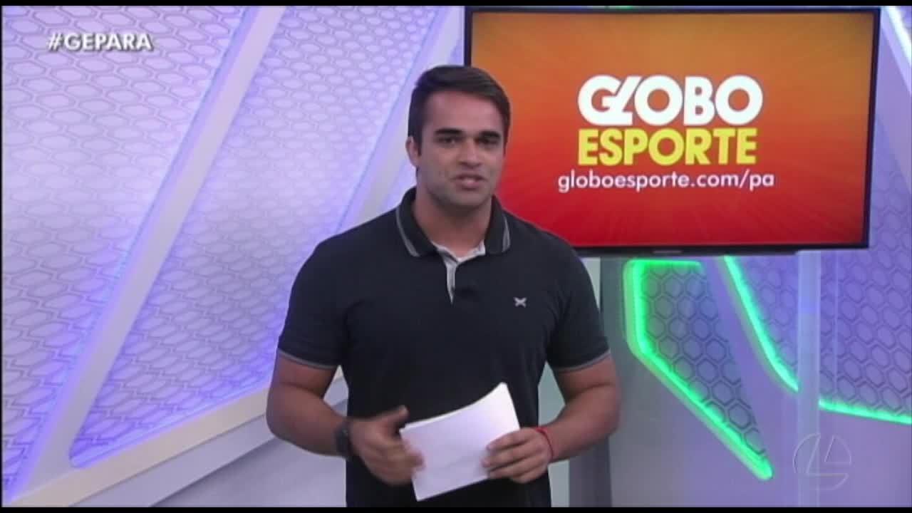 Veja a íntegra do Globo Esporte PA deste segunda-feira - 11/11/2019