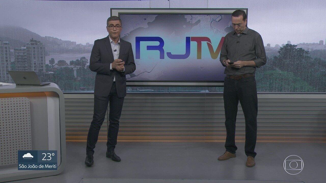 RJ1 - Íntegra 11/11/2019 - O telejornal, apresentado por Mariana Gross, exibe as principais notícias do Rio, com prestação de serviço e previsão do tempo.