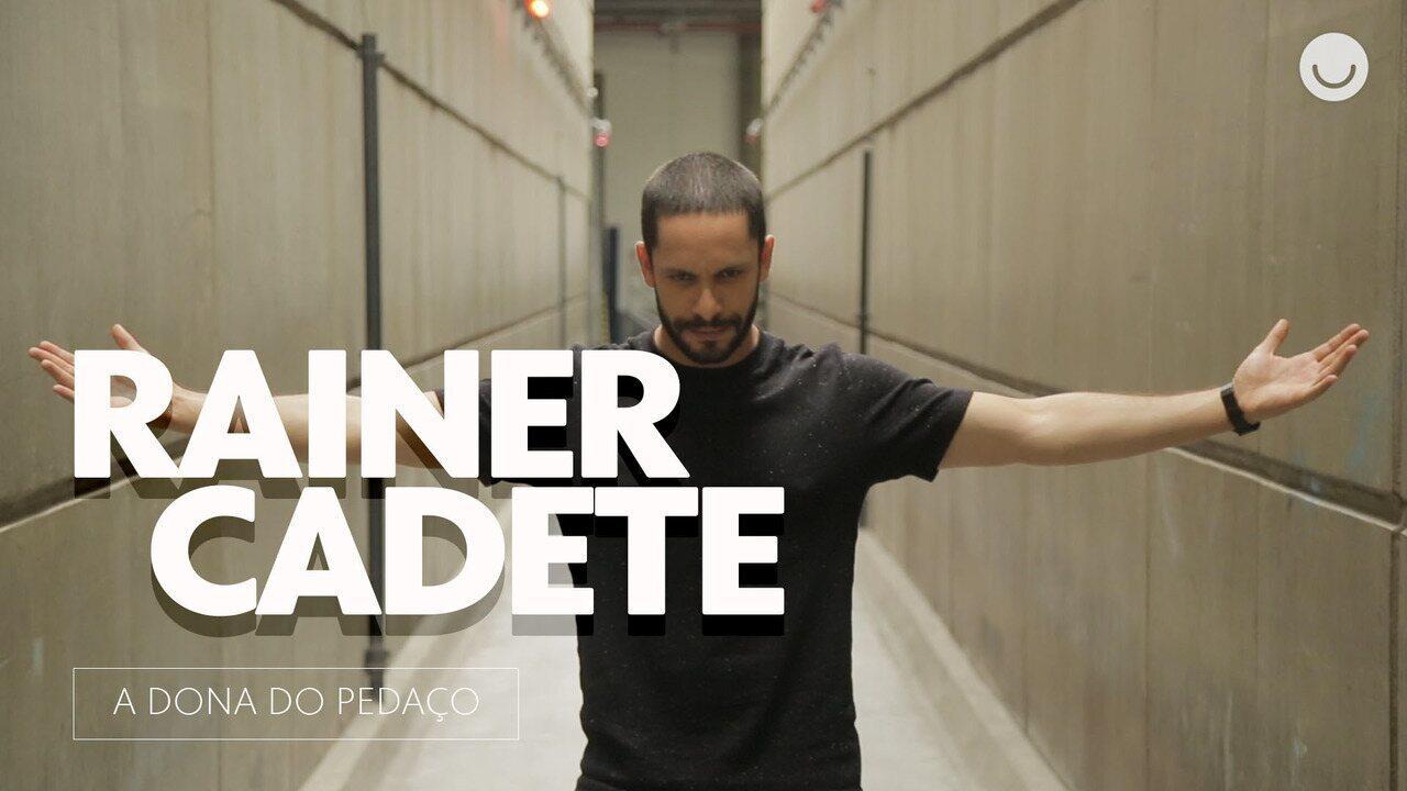 Rainer Cadete faz uma balanço geral de seu personagem na reta final de 'A Dona do Pedaço'