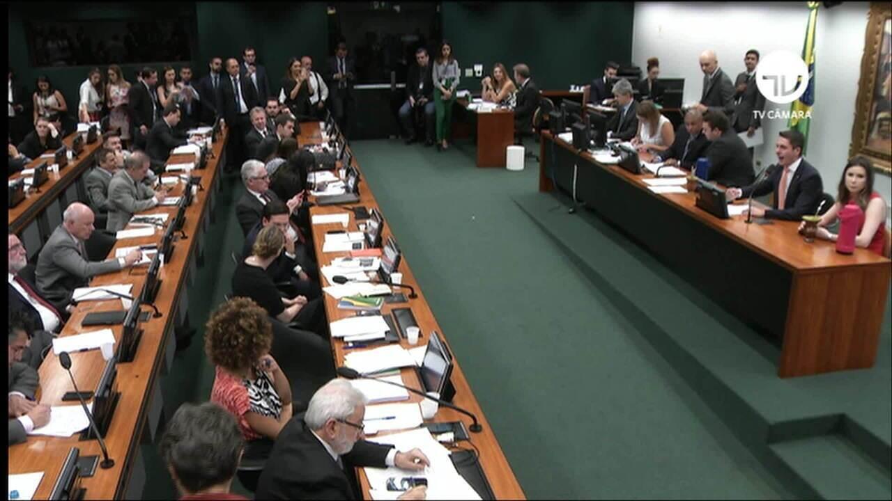 CCJ da Câmara discute PEC sobre prisão em segunda instância