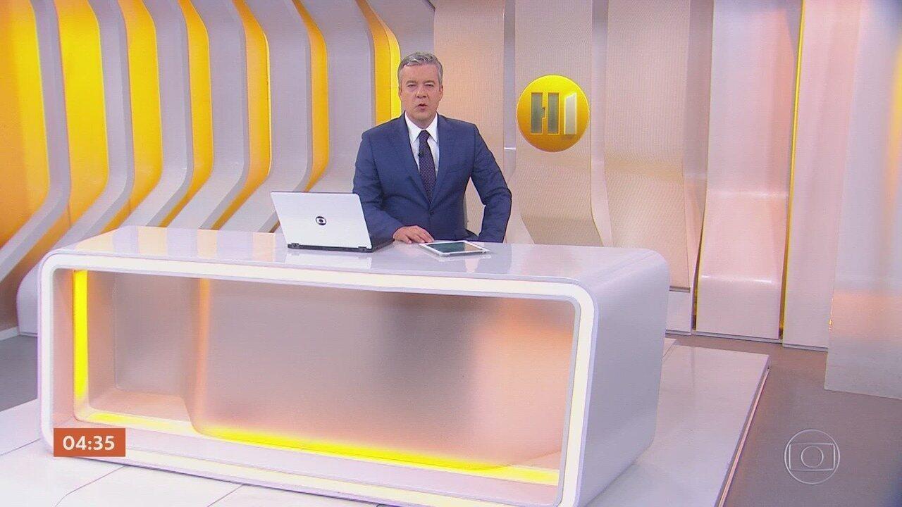 Edição de quarta-feira, 13/11/2019 - Os assuntos mais importantes do Brasil e do mundo, com apresentação de Roberto Kovalick.