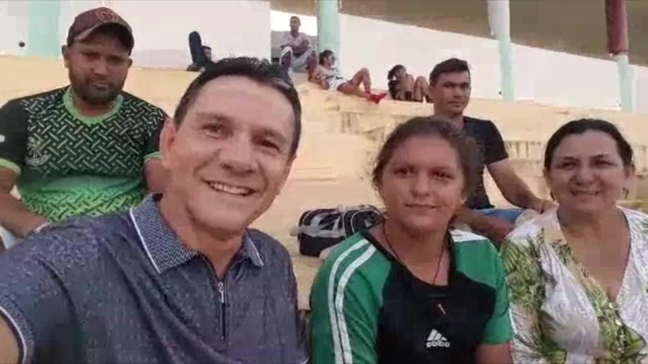 Letícia veio de Urupá só para participar da Seletiva em Porto Velho