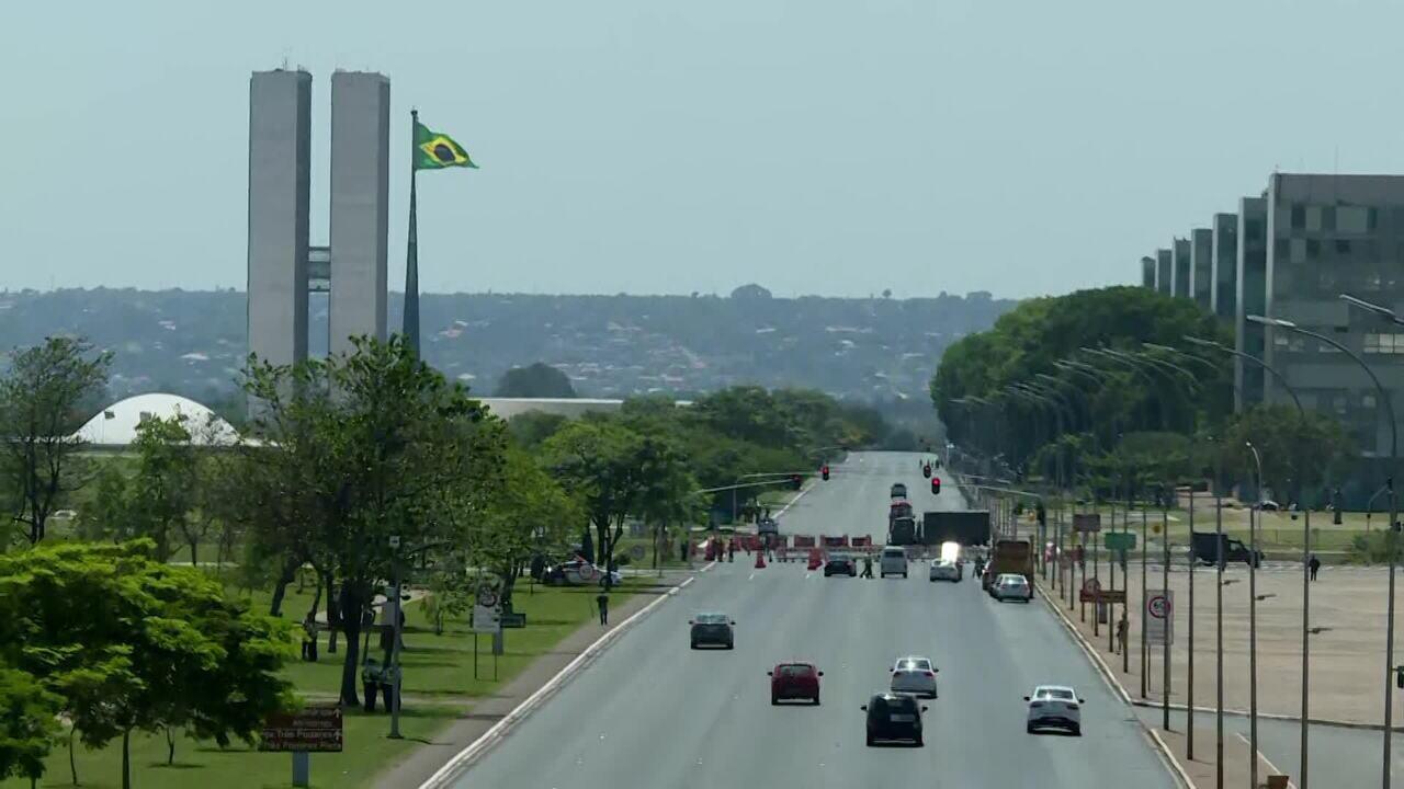 Brasília tem esquema especial de trânsito e segurança para cúpula do Brics
