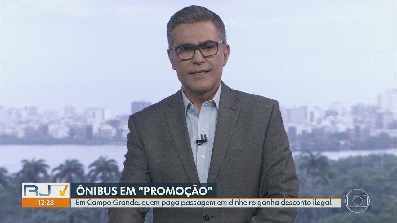 RJ1 - Íntegra 13/11/2019 - O telejornal, apresentado por Mariana Gross, exibe as principais notícias do Rio, com prestação de serviço e previsão do tempo.