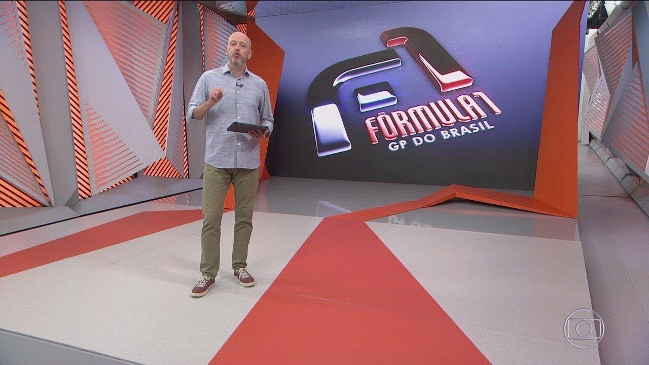 Globo Esporte Edição Nacional de quinta-feira - 14/11/2019, na íntegra - O Globo Esporte atualiza o noticiário esportivo do dia.