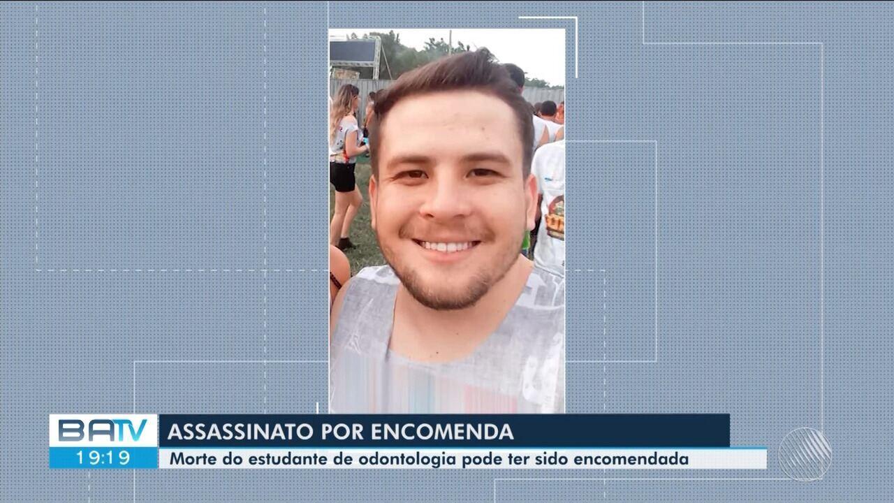 Polícia diz que morte de estudante de odontologia foi premeditada em Vitória da Conquista