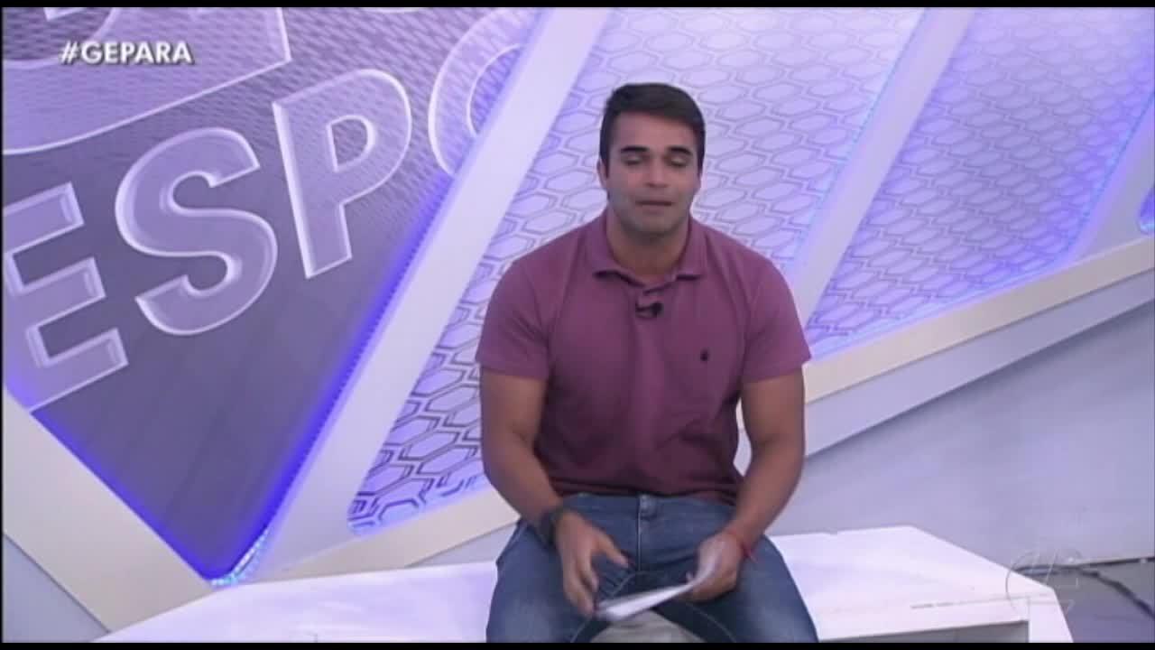 Veja o Globo Esporte PA desta sexta-feira - 15/11/2019
