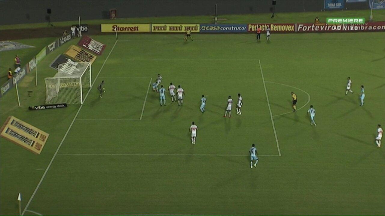 Melhores momentos de Londrina 1 x 1 Botafogo-SP