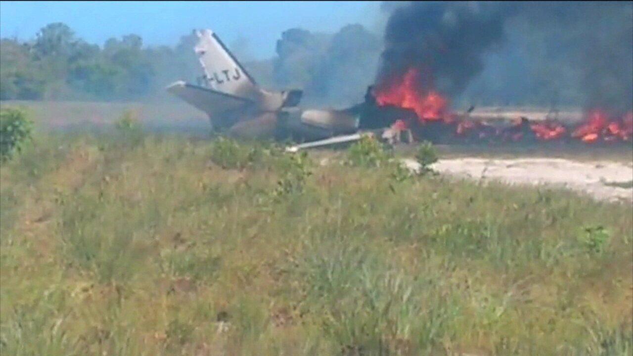 Tuka Rocha não sobrevive a acidente aéreo e morre aos 36 anos