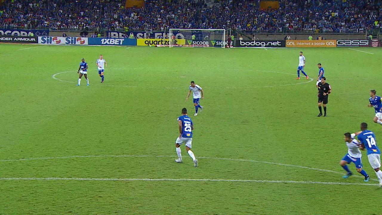 Melhores momentos: Cruzeiro 0 x 0 Avaí pela 33ª rodada do Brasileirão