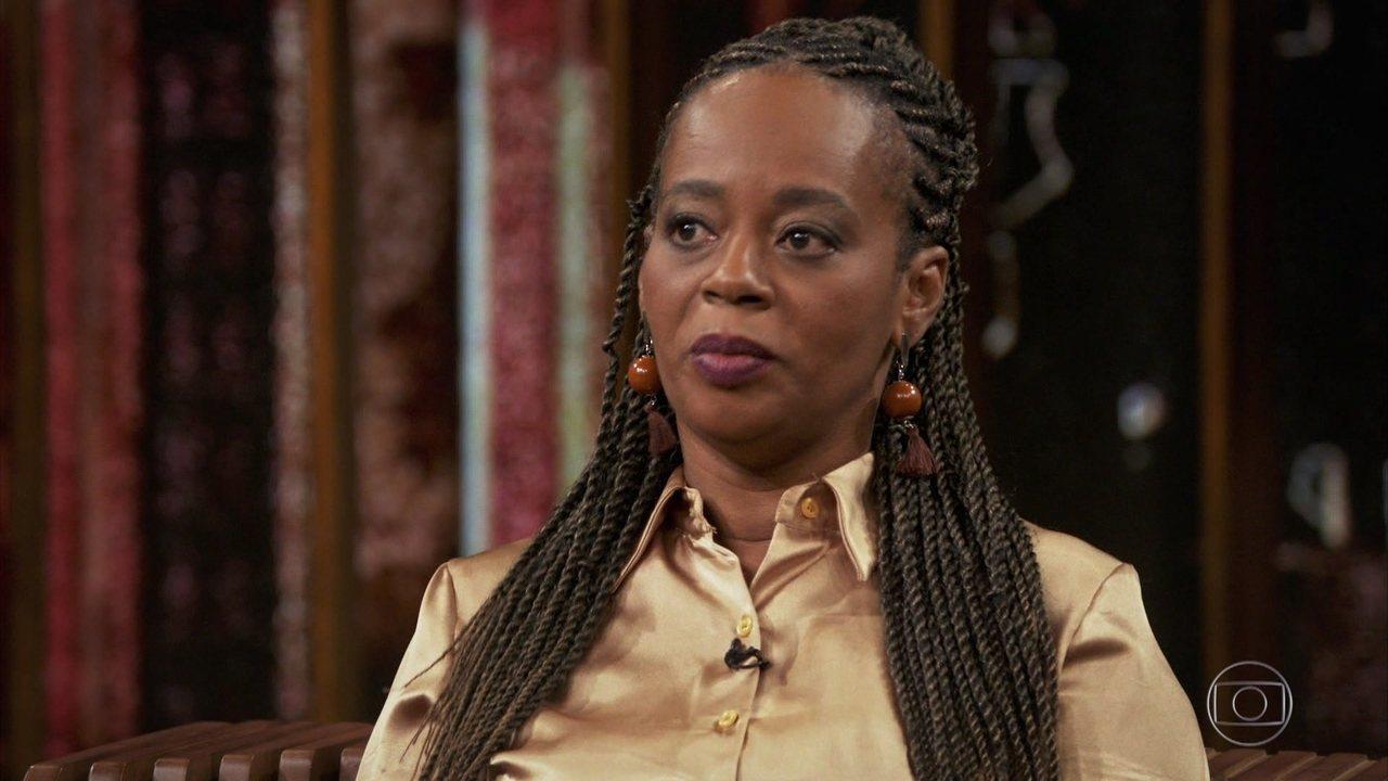 Eliana fala sobre as desigualdades da população negra por conta do racismo