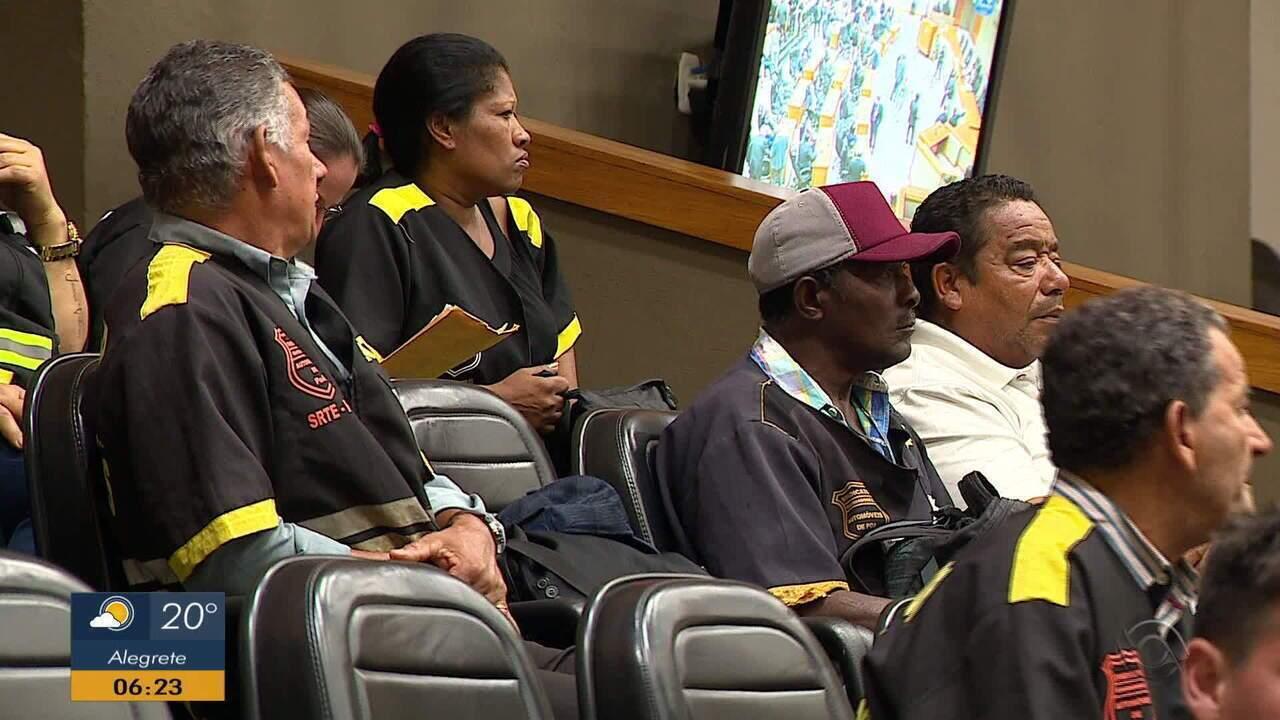 Câmara de Vereadores da Capital aprova projeto que proíbe flanelinhas