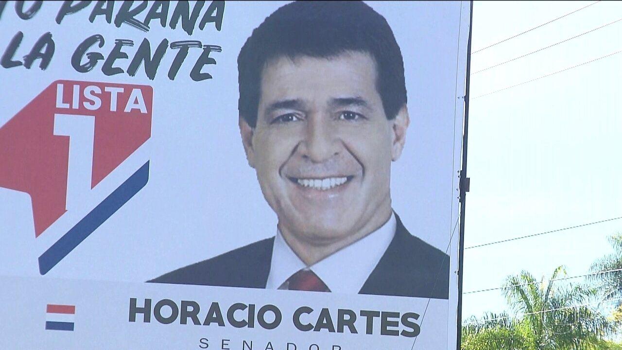Ex-presidente do Paraguai é alvo de ordem de prisão da Justiça brasileira