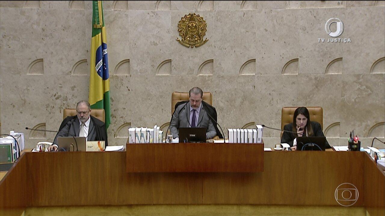 Toffoli vota a favor de restrições ao compartilhamento de dados sigilosos