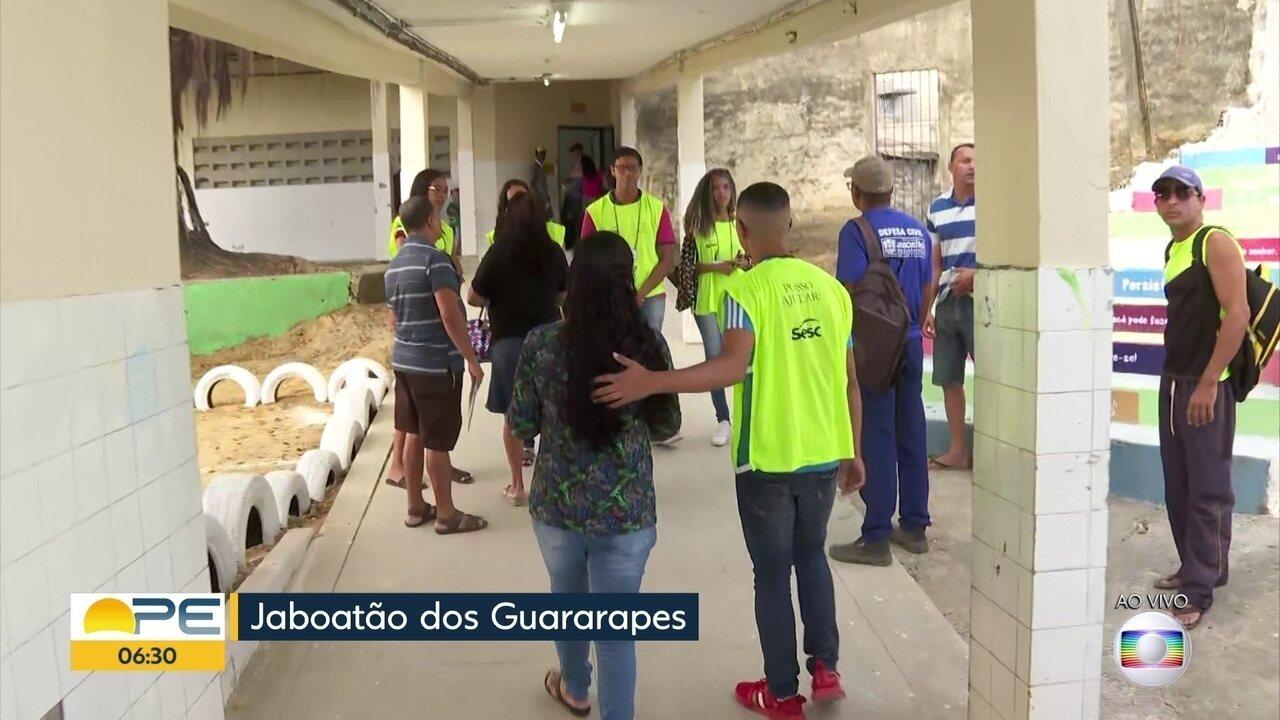 Projeto Colmeia leva serviços gratuitos de saúde e cidadania a Jaboatão dos Guararapes