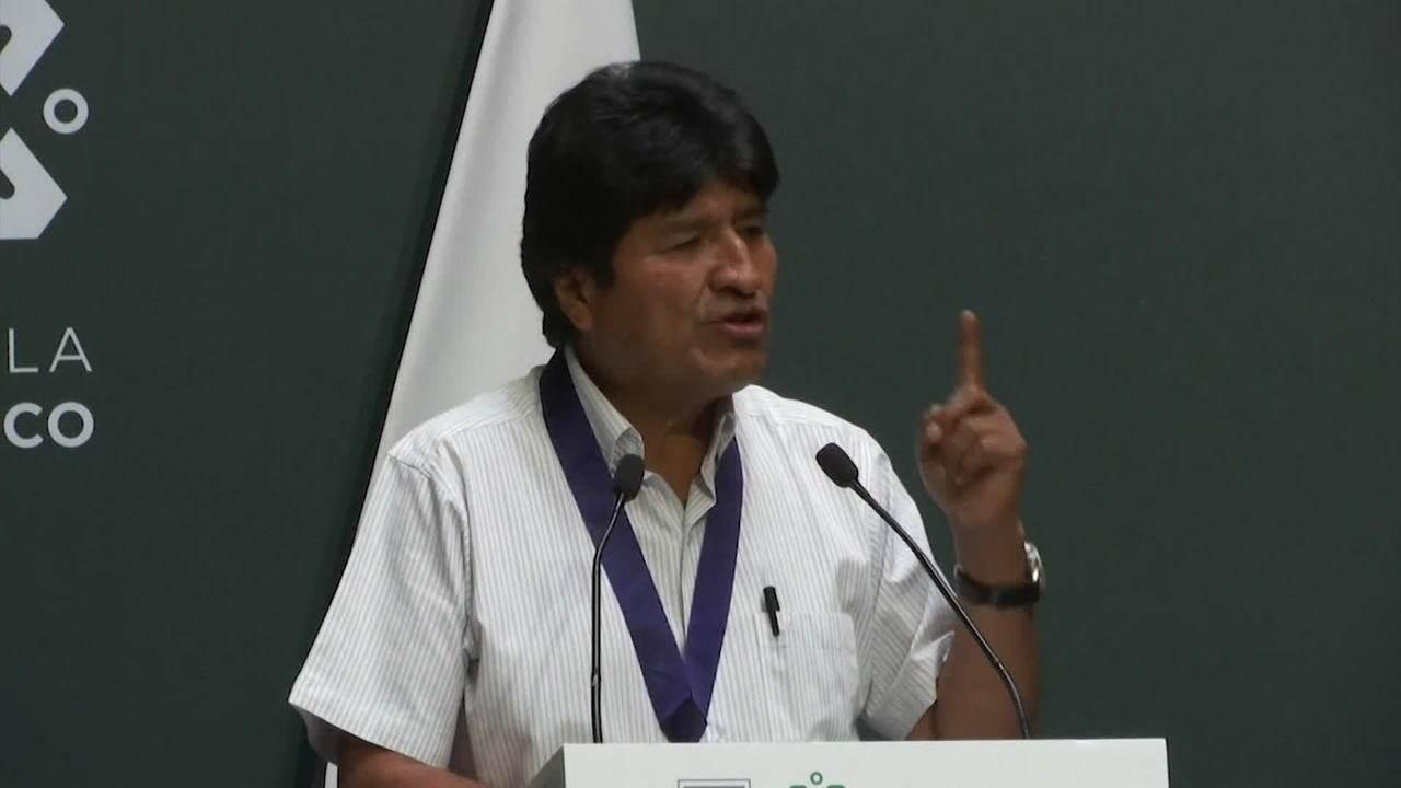 Evo Morales é denunciado na Bolívia por terrorismo e rebelião