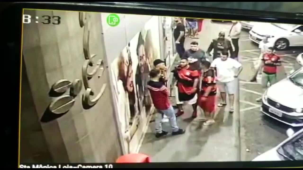 Confusão: torcedores discutem após jogo do Flamengo e jovem é assassinado em Uberlândia