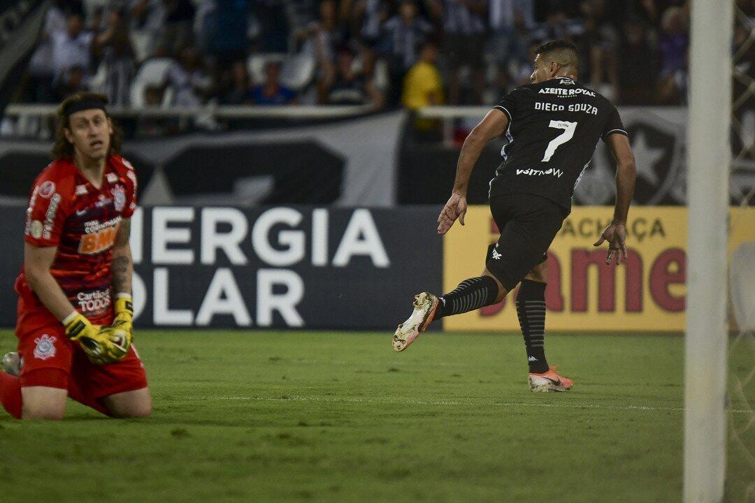 Melhores momentos de Botafogo 1 x 0 Corinthians 34ª rodada do Campeonato Brasileiro