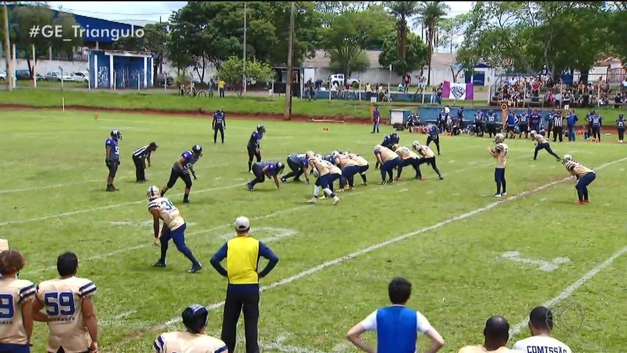 Uberlândia Lobos perde para Monte Alto Rippers e está eliminado da Copa Mogiana
