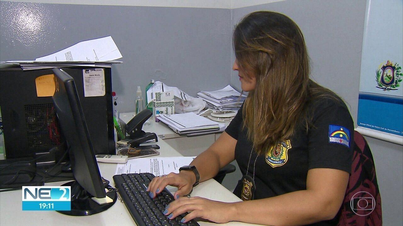 Policiais passam por capacitação para ouvir denúncias de mulheres vítimas de violência