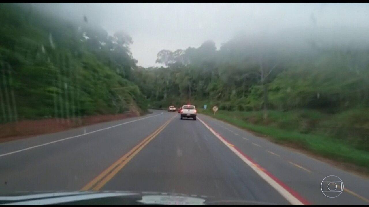 Polícia prende quatro suspeitos de incêndio criminoso em Alter do Chão, no Pará