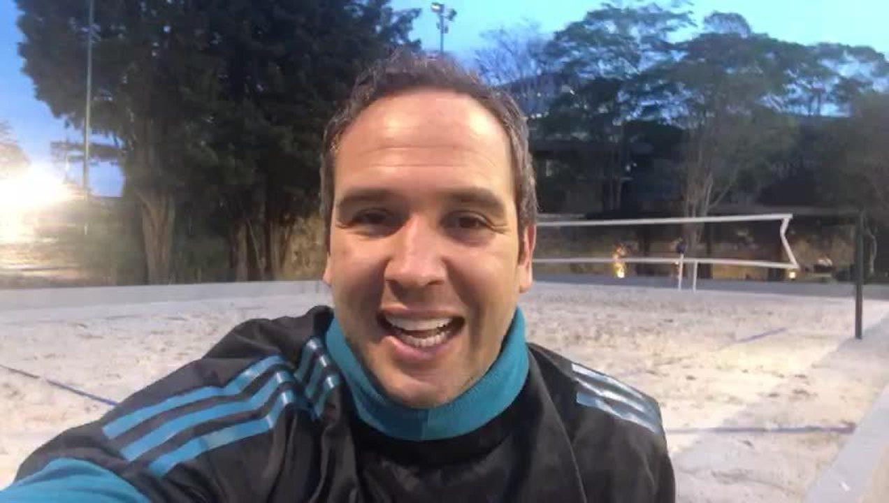 Caio Ribeiro dá dicas do Cartola para a rodada #35