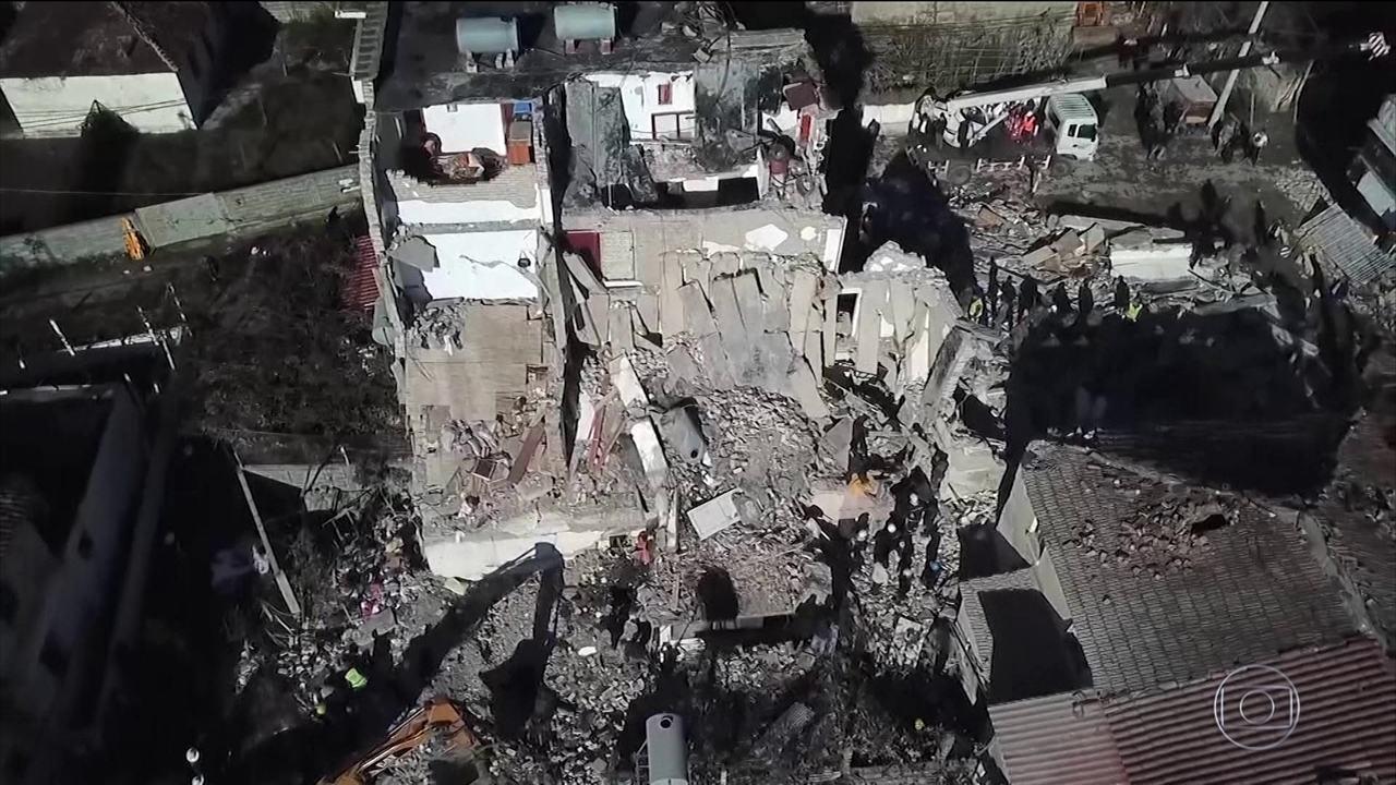 Terremoto na Albânia deixa 21 mortos e 135 feridos
