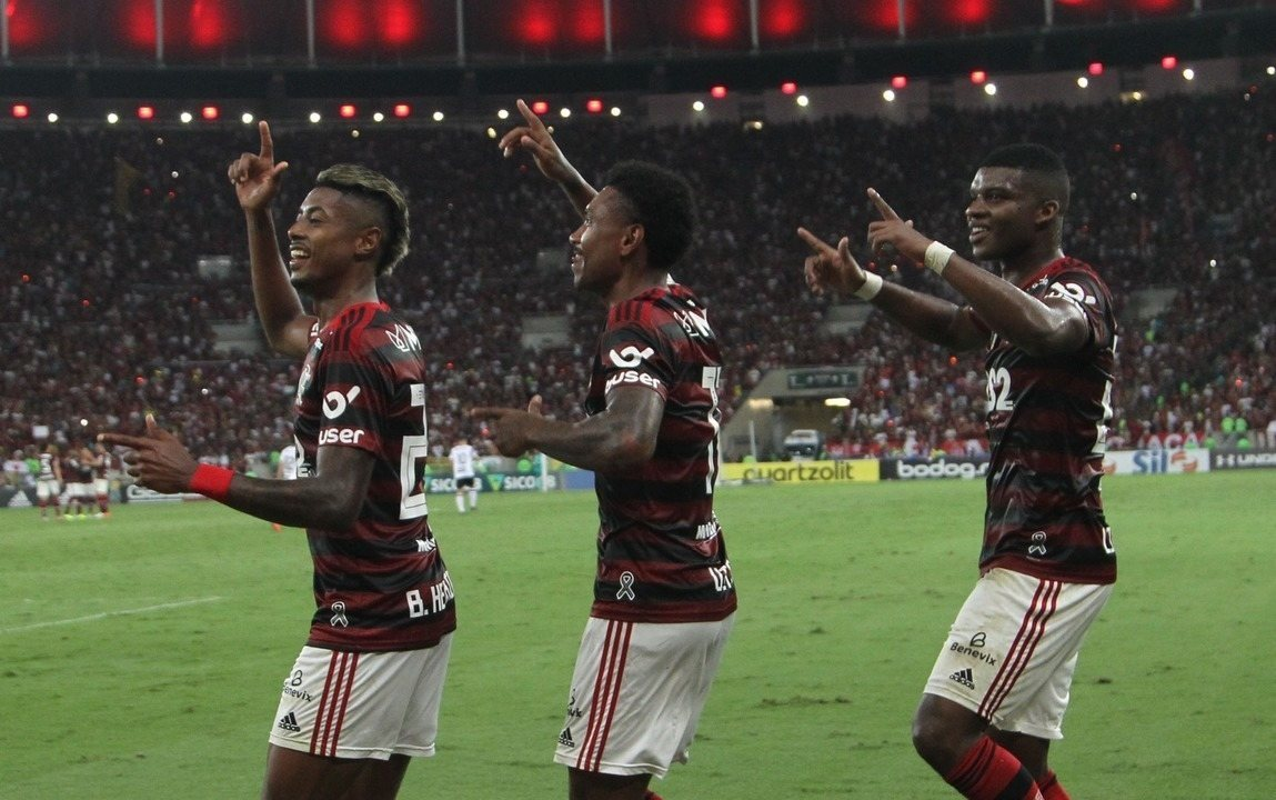 Melhores momentos: Flamengo 4 x 1 Ceará pela 35ª rodada do Brasileirão