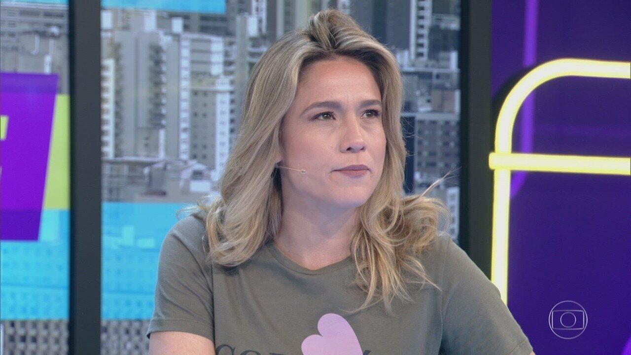 'Se Joga' comenta a morte de Gugu Liberato