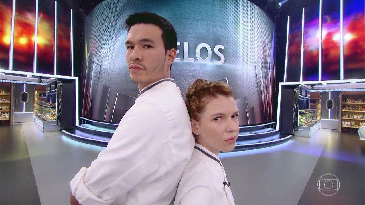 Lira Muller e Gustavo Young são sorteados para disputar duelo