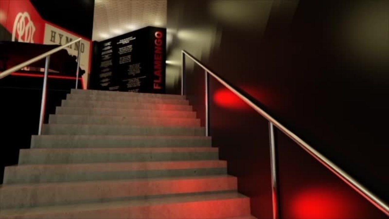 Flamengo apresenta projeto em 3D do novo museu