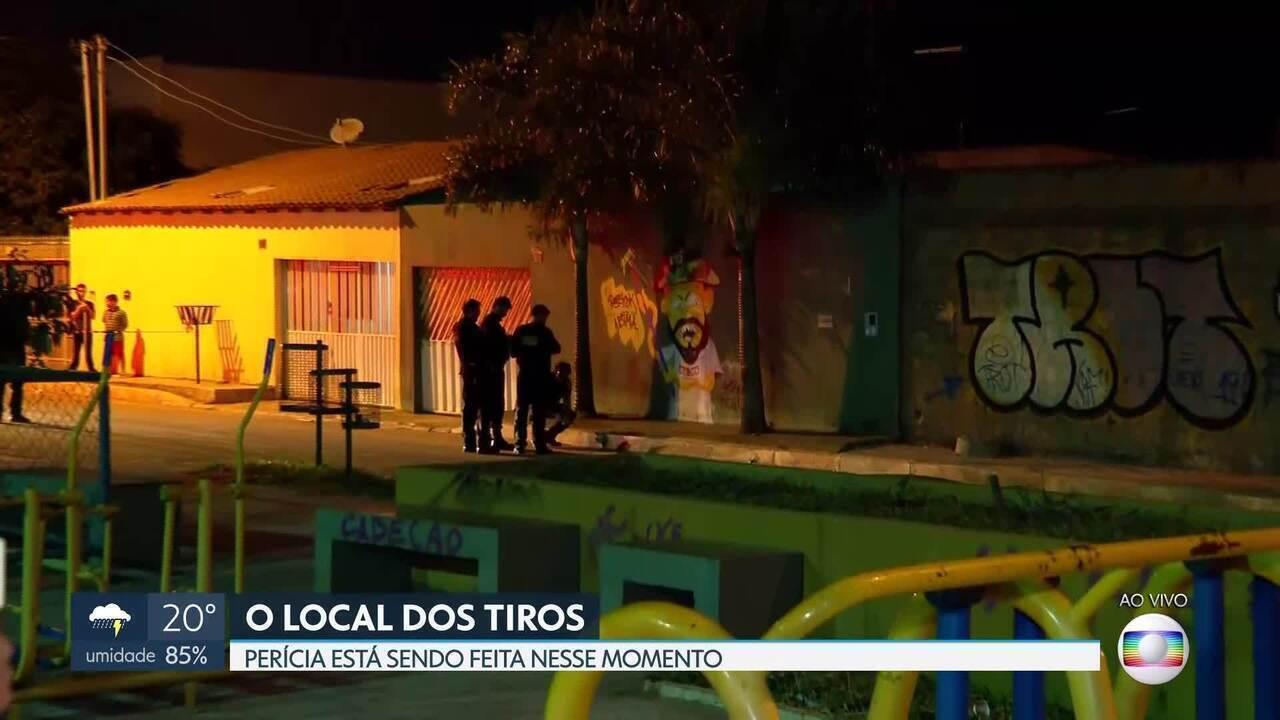 Adolescente de 14 anos morre após ser atingido por tiros em Ceilândia