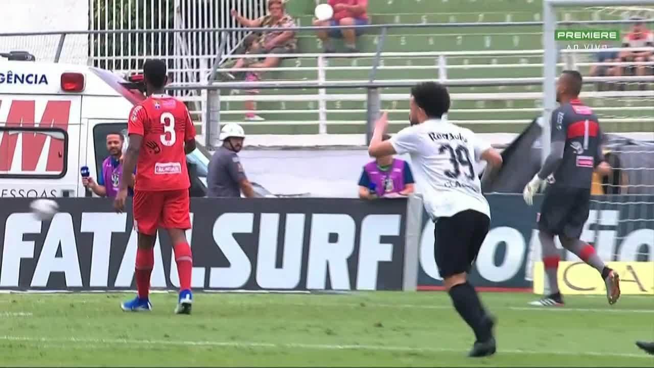 Os melhores momentos de Bragantino 2 x 0 CRB, pela última rodada da Série B