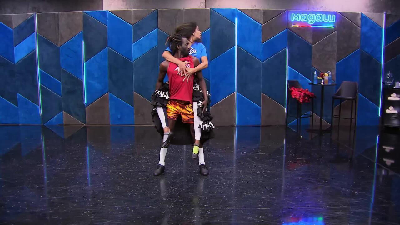 Veja os ensaios de Jonathan Azevedo para o paso doble no 'Dança dos Famosos'