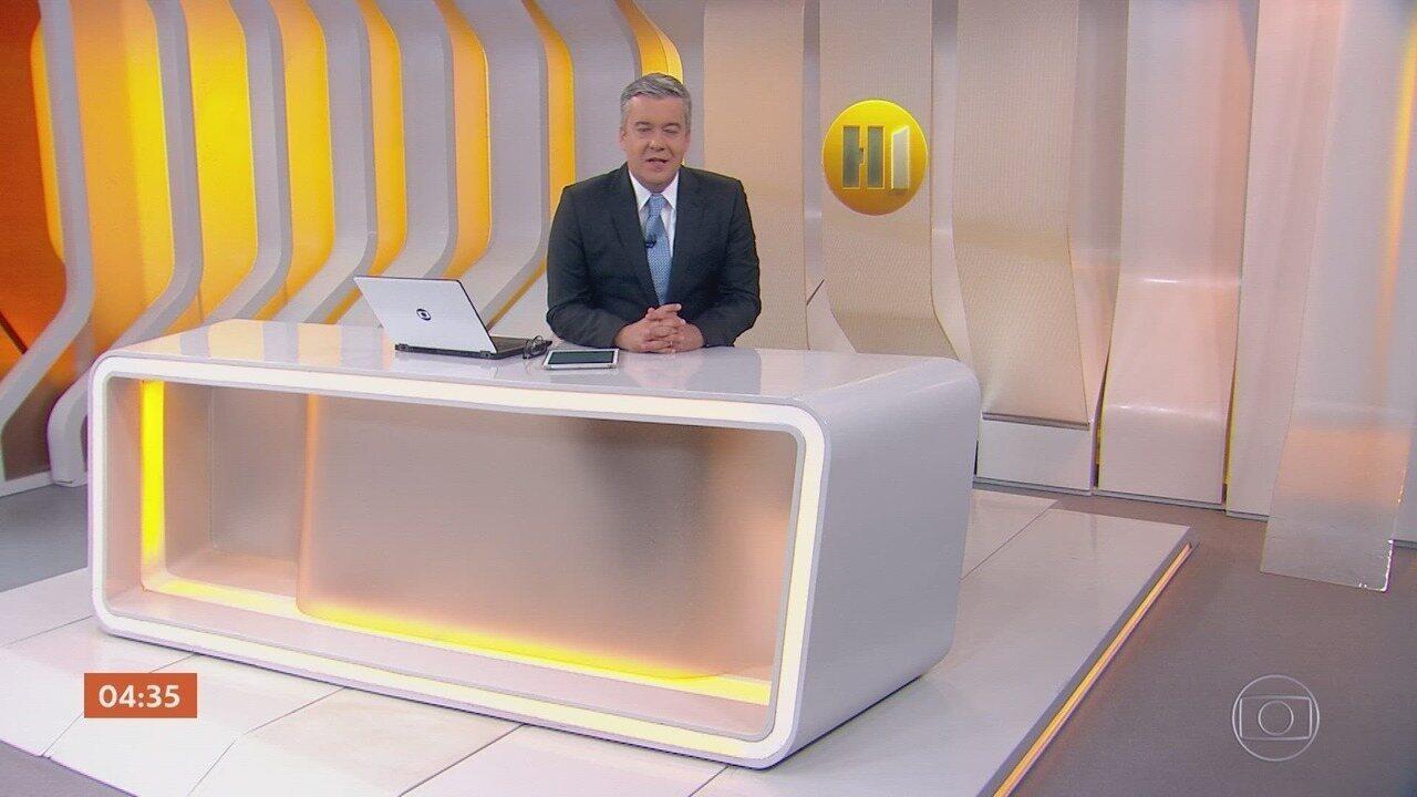 Hora 1 - Edição de segunda-feira, 02/12/2019 - Os assuntos mais importantes do Brasil e do mundo, com apresentação de Roberto Kovalick.