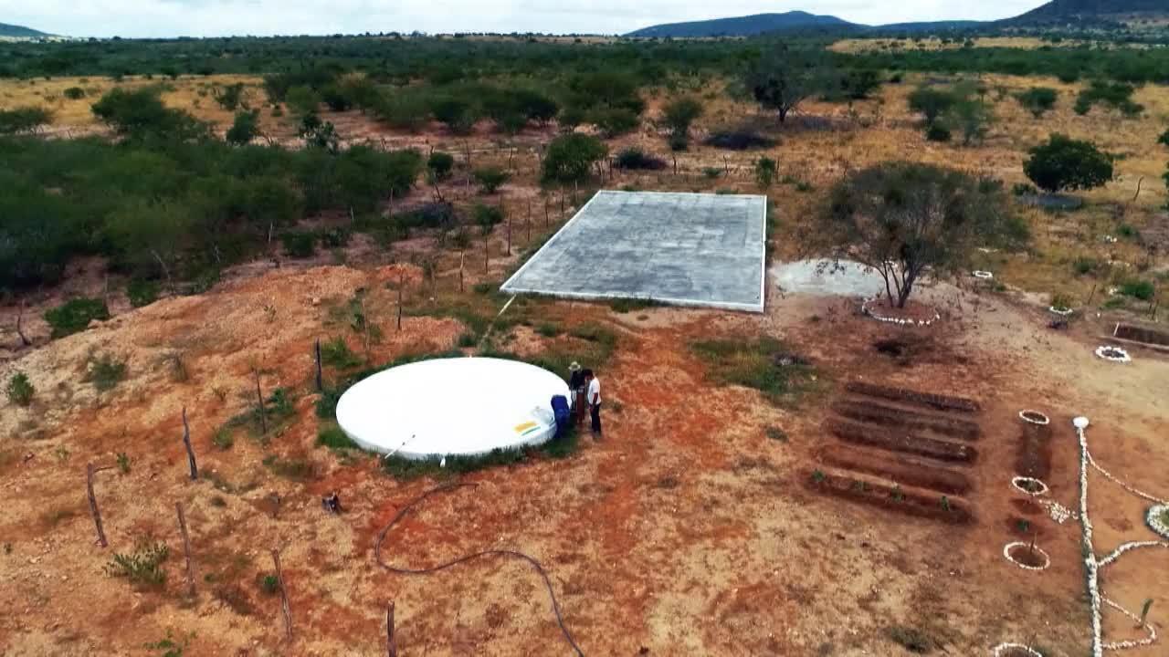 Agricultores do Nordeste criam alternativas para conviver com a seca