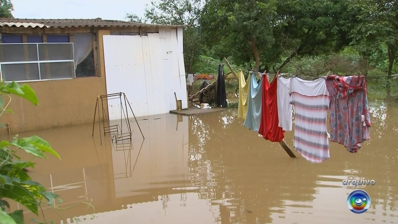 IPT mapeia áreas de risco com chances de temporais em Araçariguama