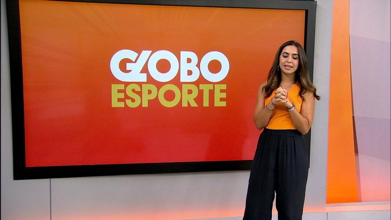 Globo Esporte DF - 02/12/2019 - Íntegra - Globo Esporte DF - 02/12/2019 - Íntegra