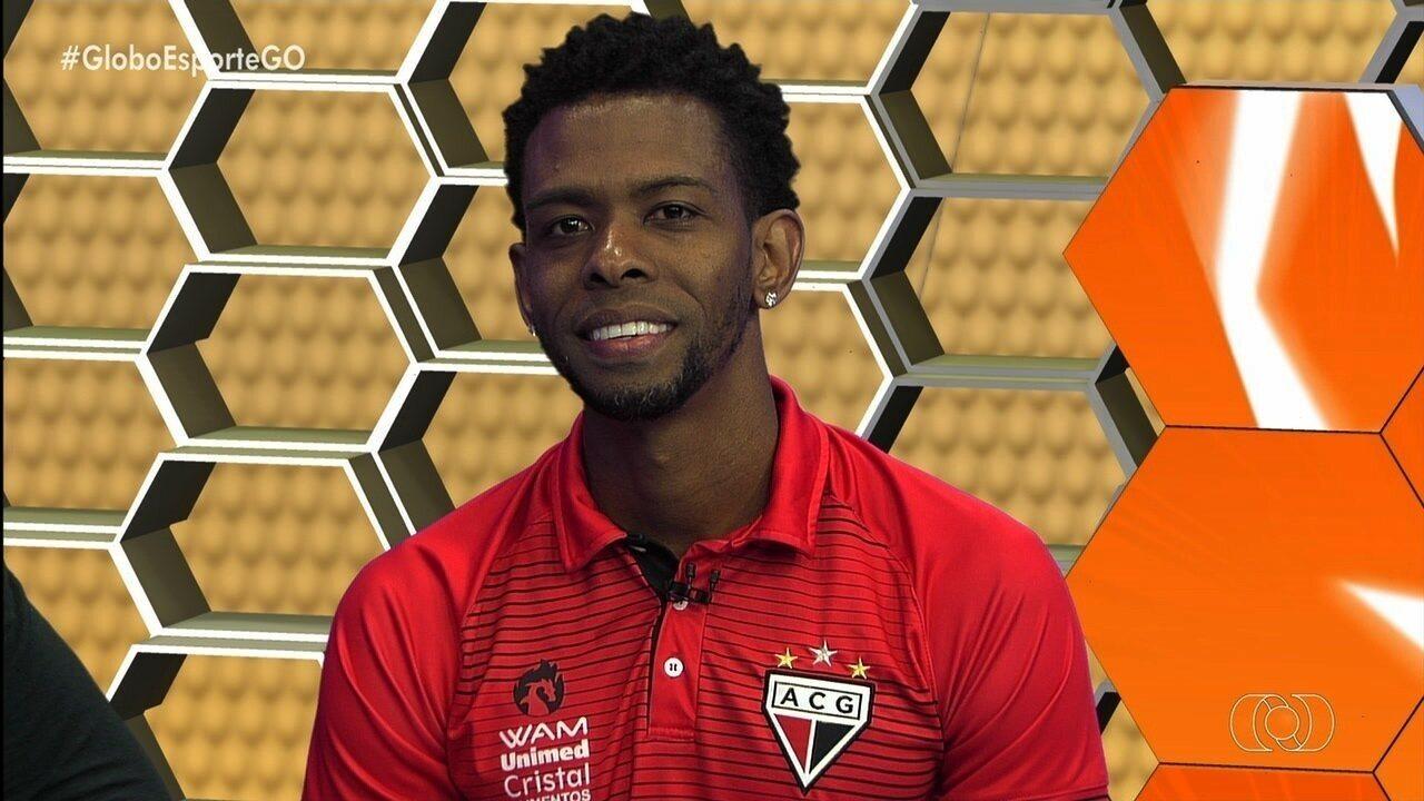 Moacir fala sobre conquista do acesso pelo Atlético-GO