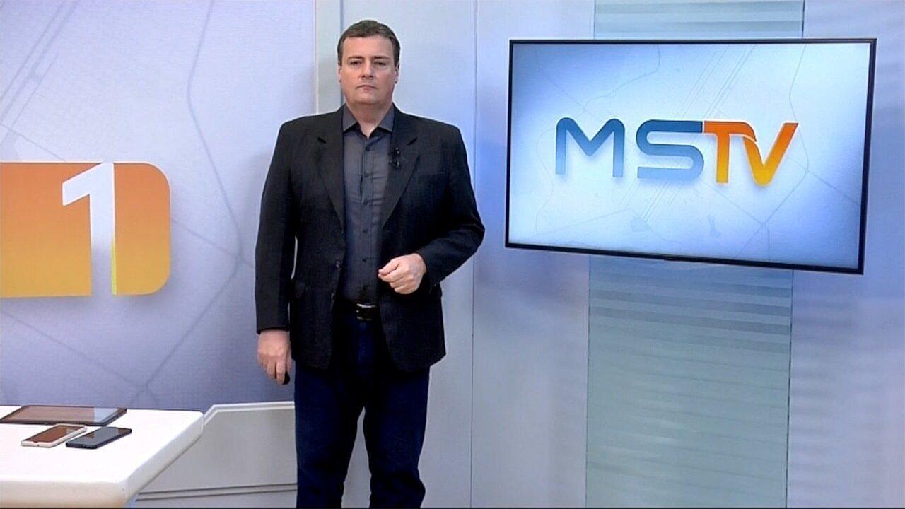 MSTV 1ª Edição Dourados - edição de segunda-feira, 02/12/2019 - MSTV 1ª Edição Dourados - edição de segunda-feira, 02/12/2019