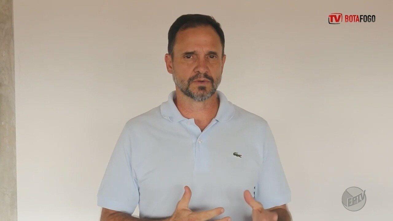 Wagner Lopes já começa o planejamento do Botafogo-SP para 2020