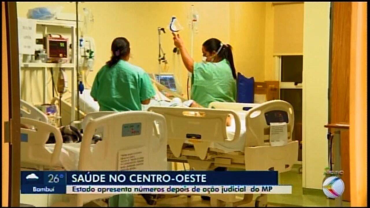 Após decisão judicial, Gerência Regional de Saúde fala à imprensa em Divinópolis