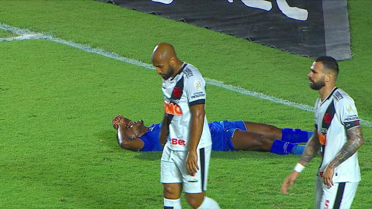 Melhores momentos: Vasco 1 x 0 Cruzeiro pela 36ª rodada do Brasileirão
