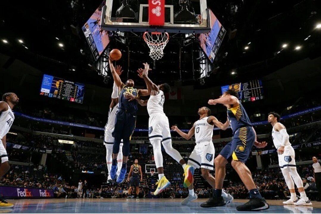 Melhores momentos de Indiana Pacers 117 x 104 Memphis Grizzlies pela NBA