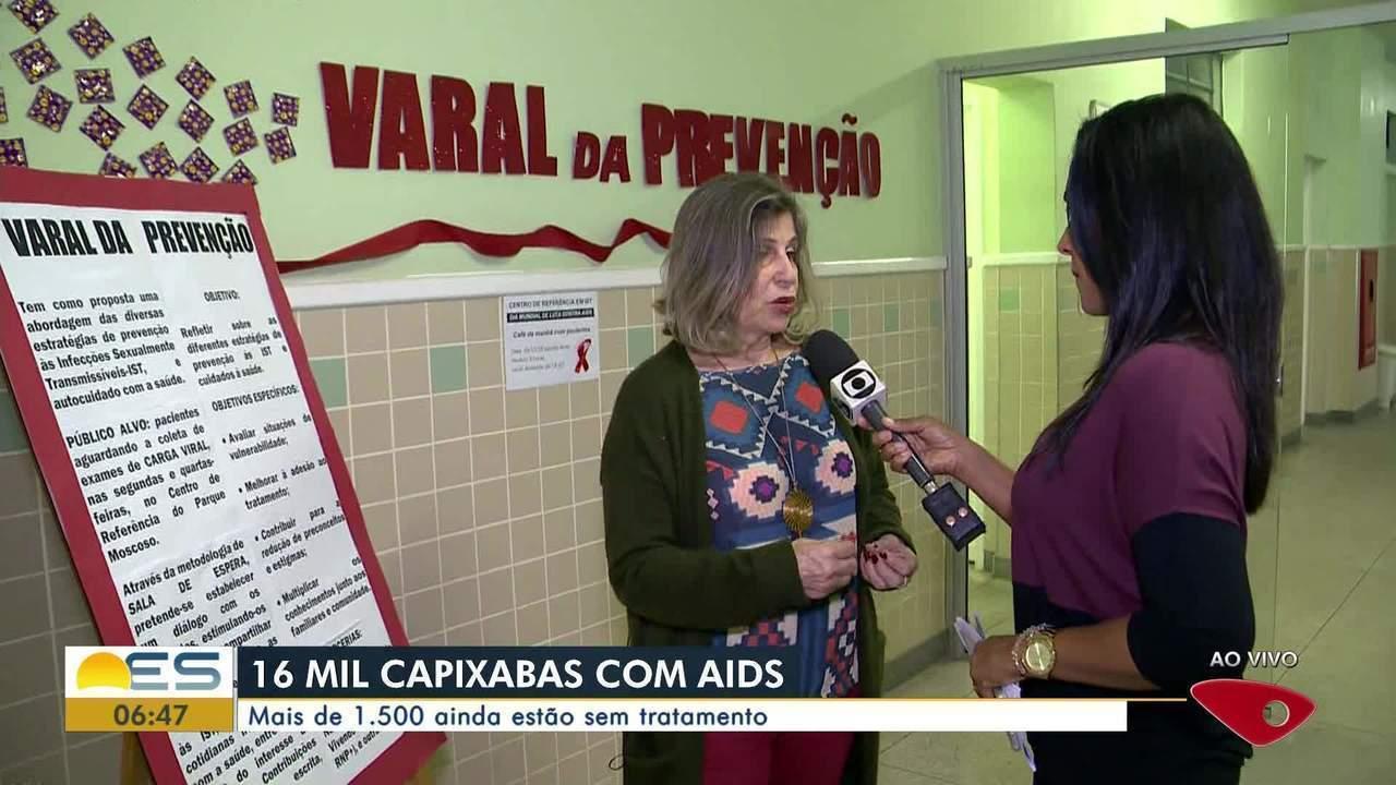 Casos de Aids aumentam no Espírito Santo