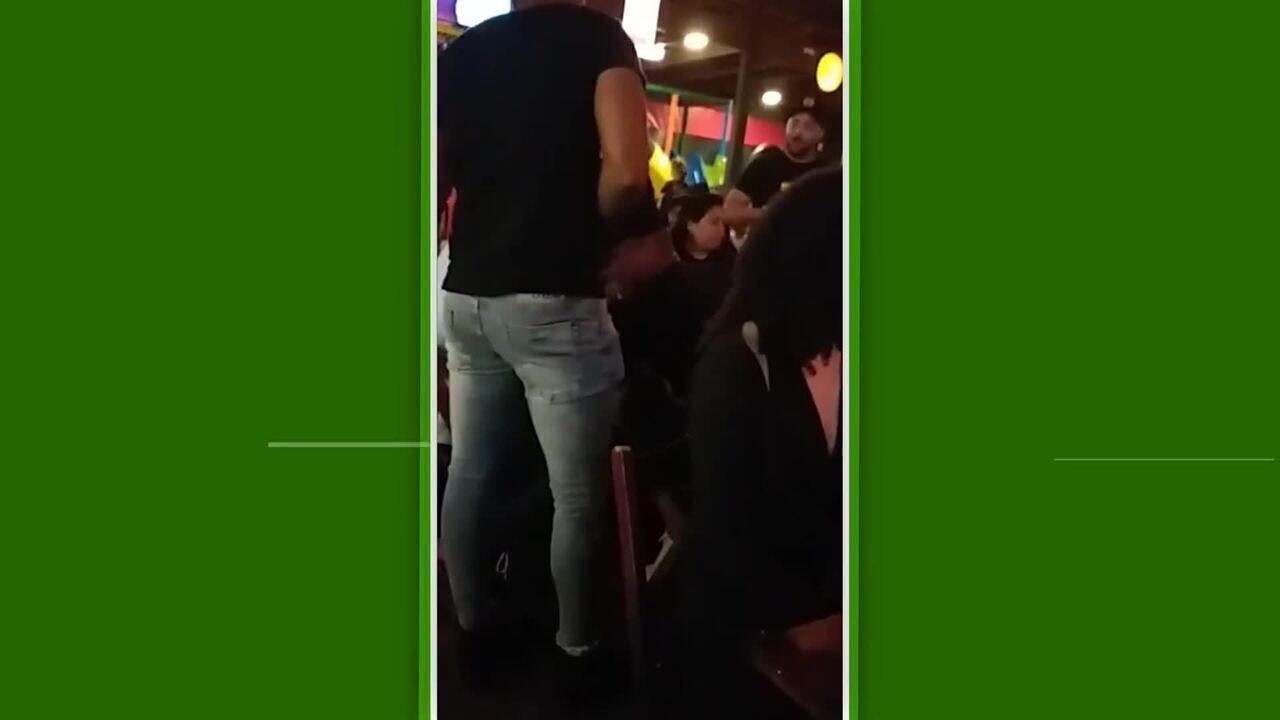 """Deyverson nega ter cantado """"Palmeiras não tem Mundial"""" em vídeo vazado"""