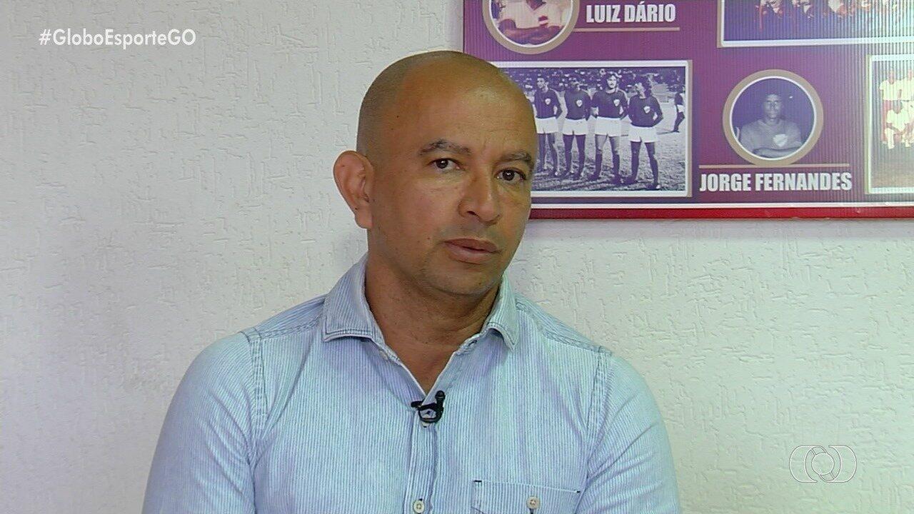 De saída da presidência, Ecival faz balanço sobre sua gestão no Vila; assista