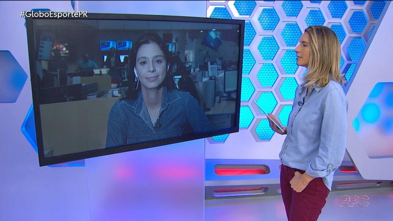 Confira a íntegra da edição do Globo Esporte-PR desta quarta-feira, 4/12 - Confira a íntegra da edição do Globo Esporte-PR desta quarta-feira, 4/12
